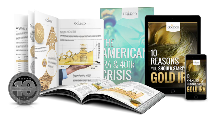 Goldco gold ira kit