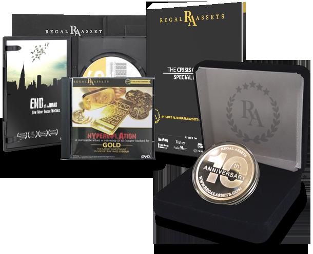 regal assets gold ira kit
