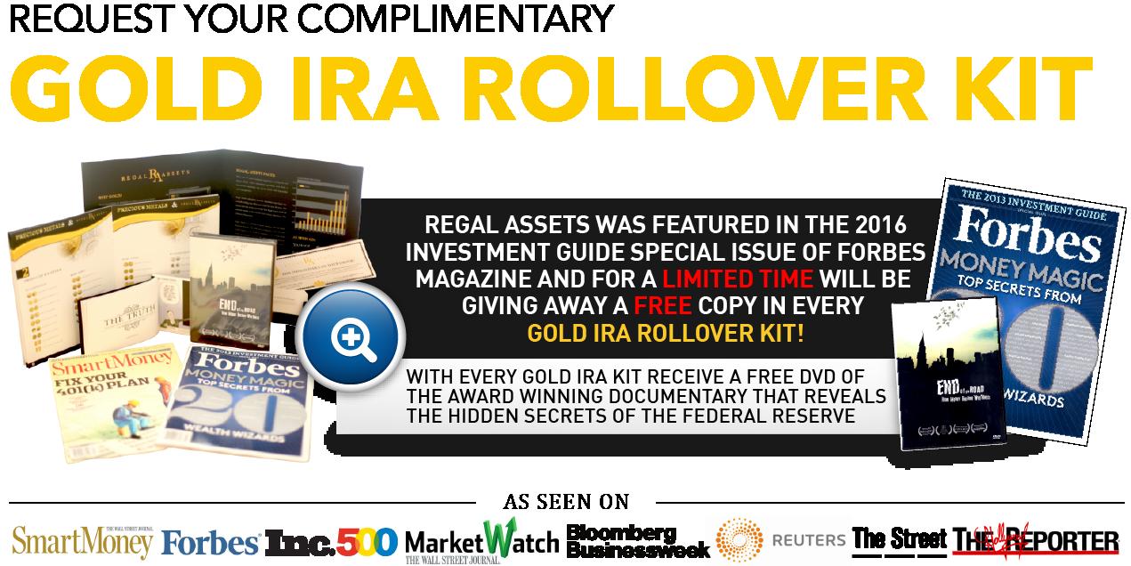 regal assets gold ira rollover kit